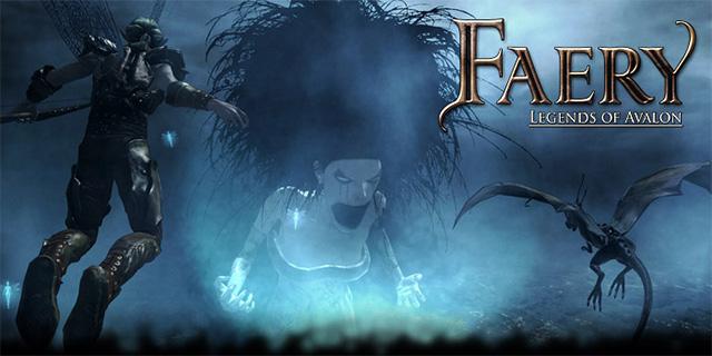 Faery Legends of Avalon