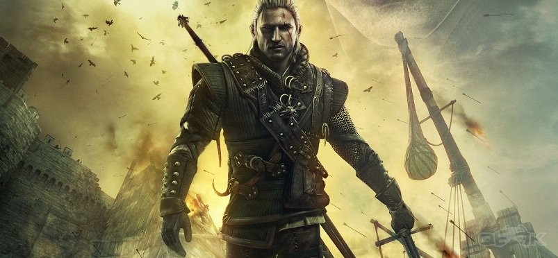 Ведьмак 2 Убийцы королей (The Witcher 2 Assassins of Kings)