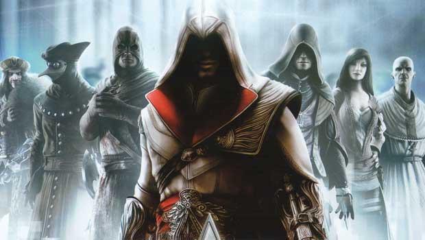 Прохождение дополнительных  заданий в Assassin's Creed Братство крови