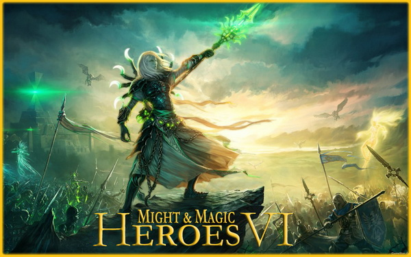 Might  Magic Heroes VI (Меч и магия. Герои 6)