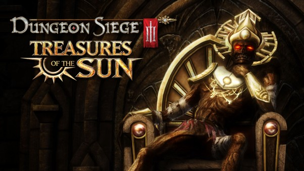 Dungeon Siege III Treasures of the Sun