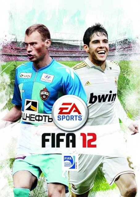 Презентация игры FIFA 2012