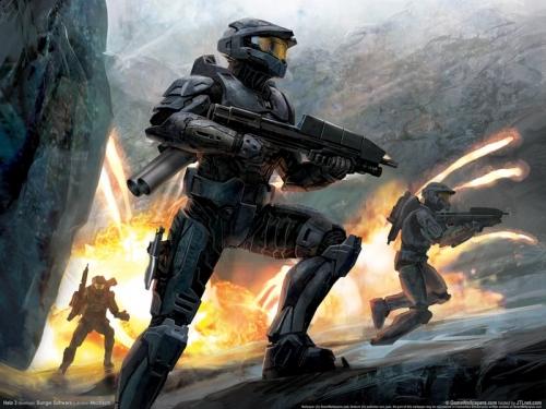 Спилберг присматривается к Halo