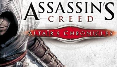 Assasin's Creed Altair's Chronicles