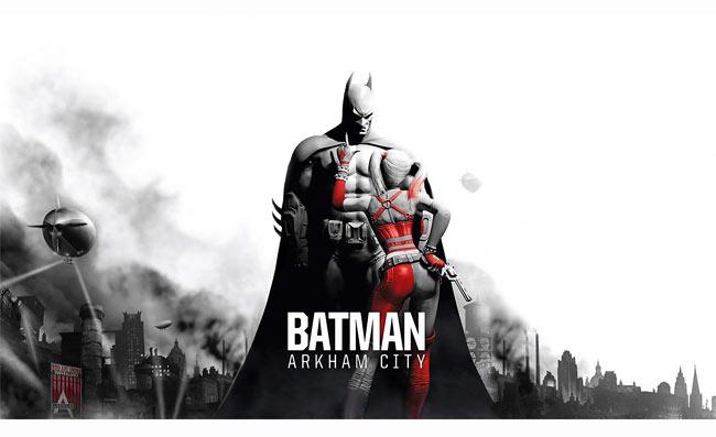 Бэтмен Arkham City