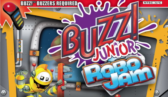 Buzz! Junior RoboJam