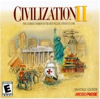 Программа играет в Civilization