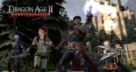 Dragon Age 2 Клеймо убийцы (Mark of the Assassin)