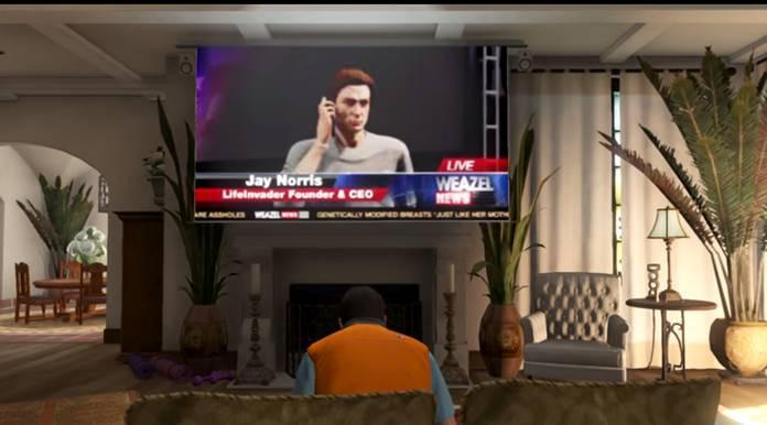Джей Норрис на экране покажет свое новое изобретение