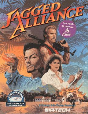 Jagged Alliance (1994 год)