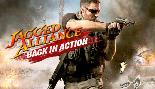 Jagged Alliance — Back in Action