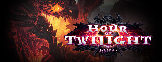 World of Warcraft Hour of Twilight