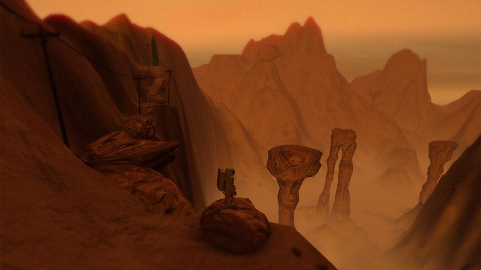 РС - Lifeless Planet