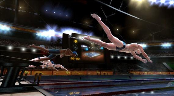 Michael Phelps — Push the Limit,