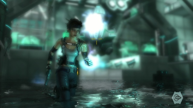 Скриншоты Hydrophobia Prophecy