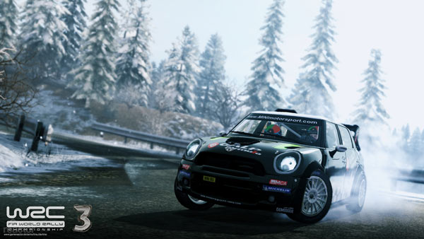 WRC 3 FIA (World Rally Championship)
