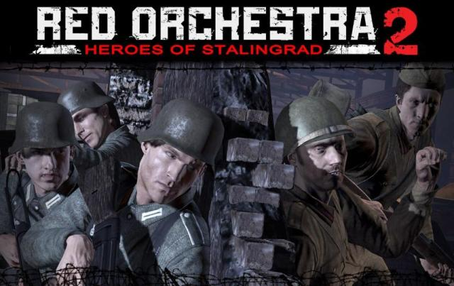 Red Orchestra 2 Герои Сталинграда)