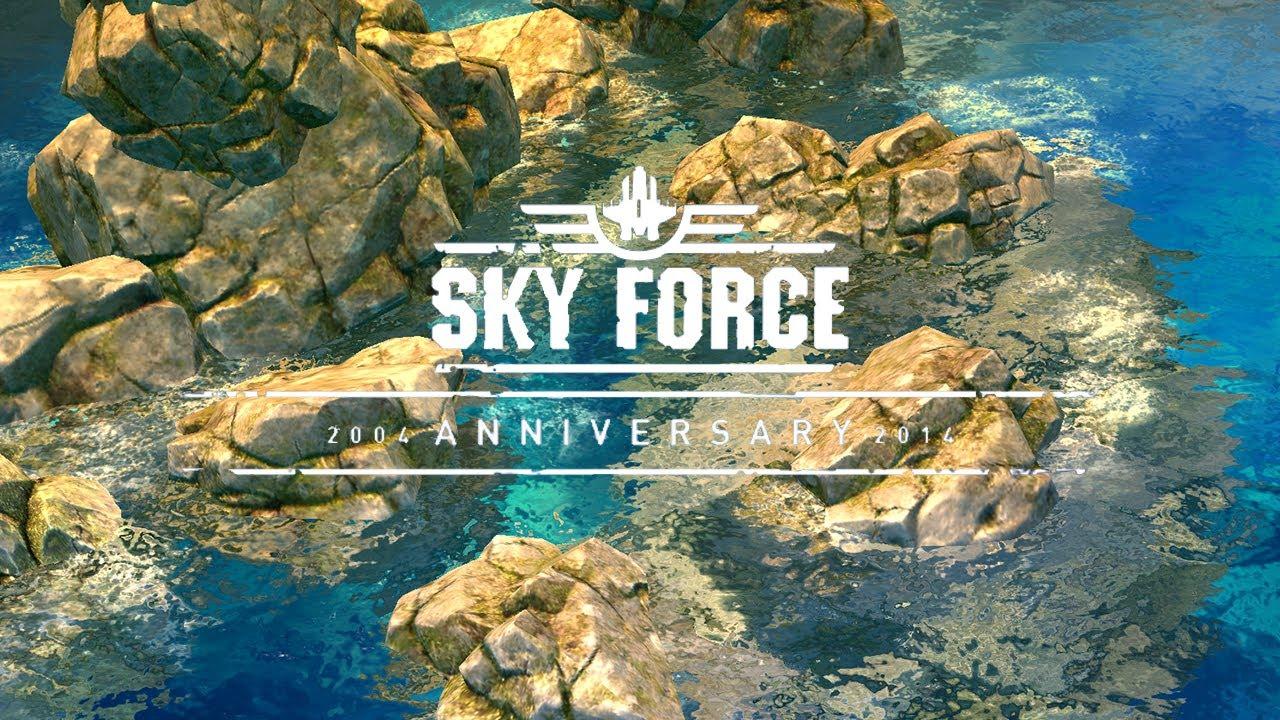 Коротко об игре Sky Force 2014