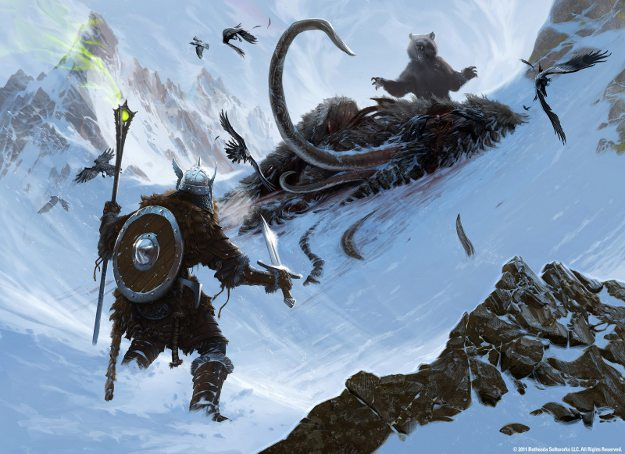 The Elders Scrolls 5 Skyrim