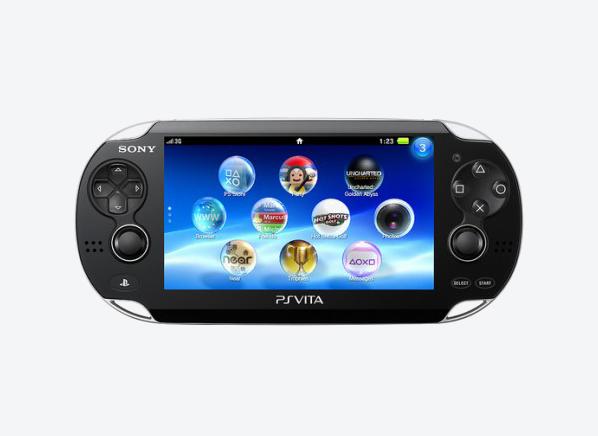 Sony анносировала PSP Vita