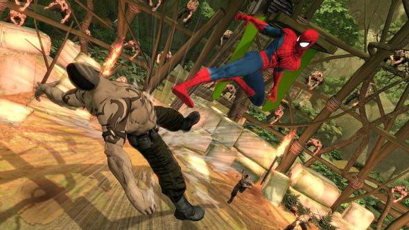 Прохождение игры Spiderman The Movie, эпизод 11