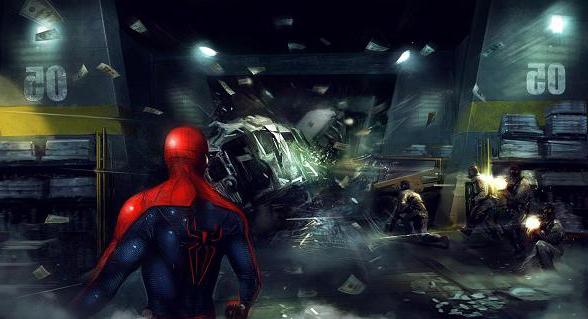 Прохождение игры Spiderman The Movie, эпизод 12