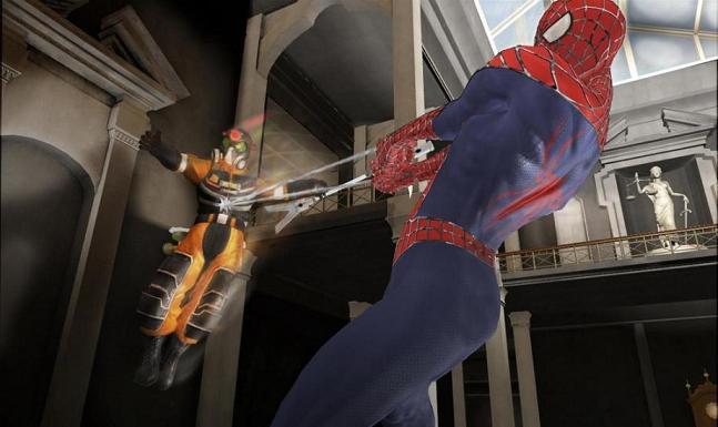 Прохождение игры Spiderman The Movie, эпизод 15