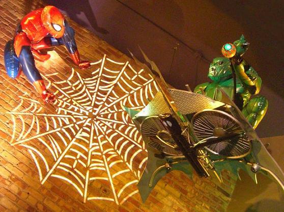 Прохождение игры Spiderman The Movie, эпизод 19
