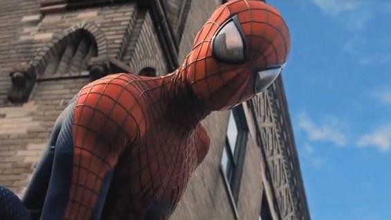 Прохождение игры Spiderman The Movie, эпизод 2