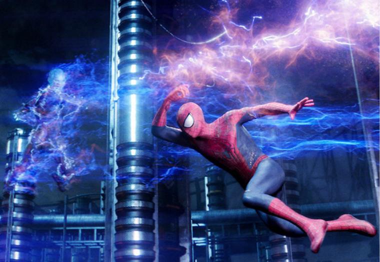 Прохождение игры Spiderman The Movie, эпизод 4