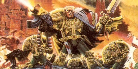 Трейлер Warhammer 40.000 Space Marine